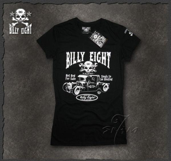 "Billy Eight ""Original"" ladies T Shirt"
