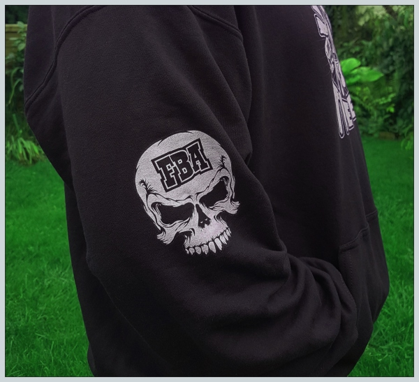 Franky Boy`s Apparel Up Jumped The Devil Hoodie