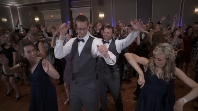 Surprise Flash Mob! (Katie + Nick 10-7-2017)