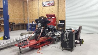 Harley Davidson Tuning