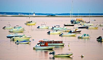 Provincetown Harbor - 3