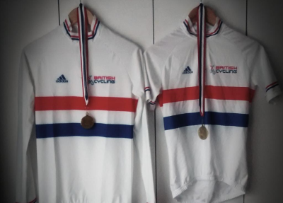 British National champion Jerseys