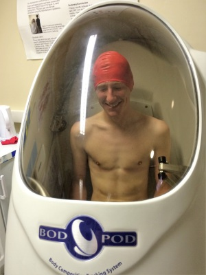 Body Composition testing