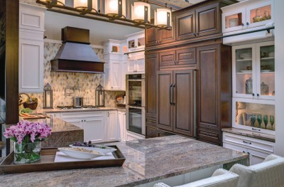 Frameless Kitchen cabinets Scottsdale