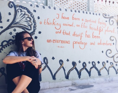 A MESSAGE TO TRAVEL BLOGGERS