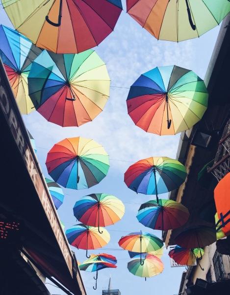 Living Under An 'Umbrella'