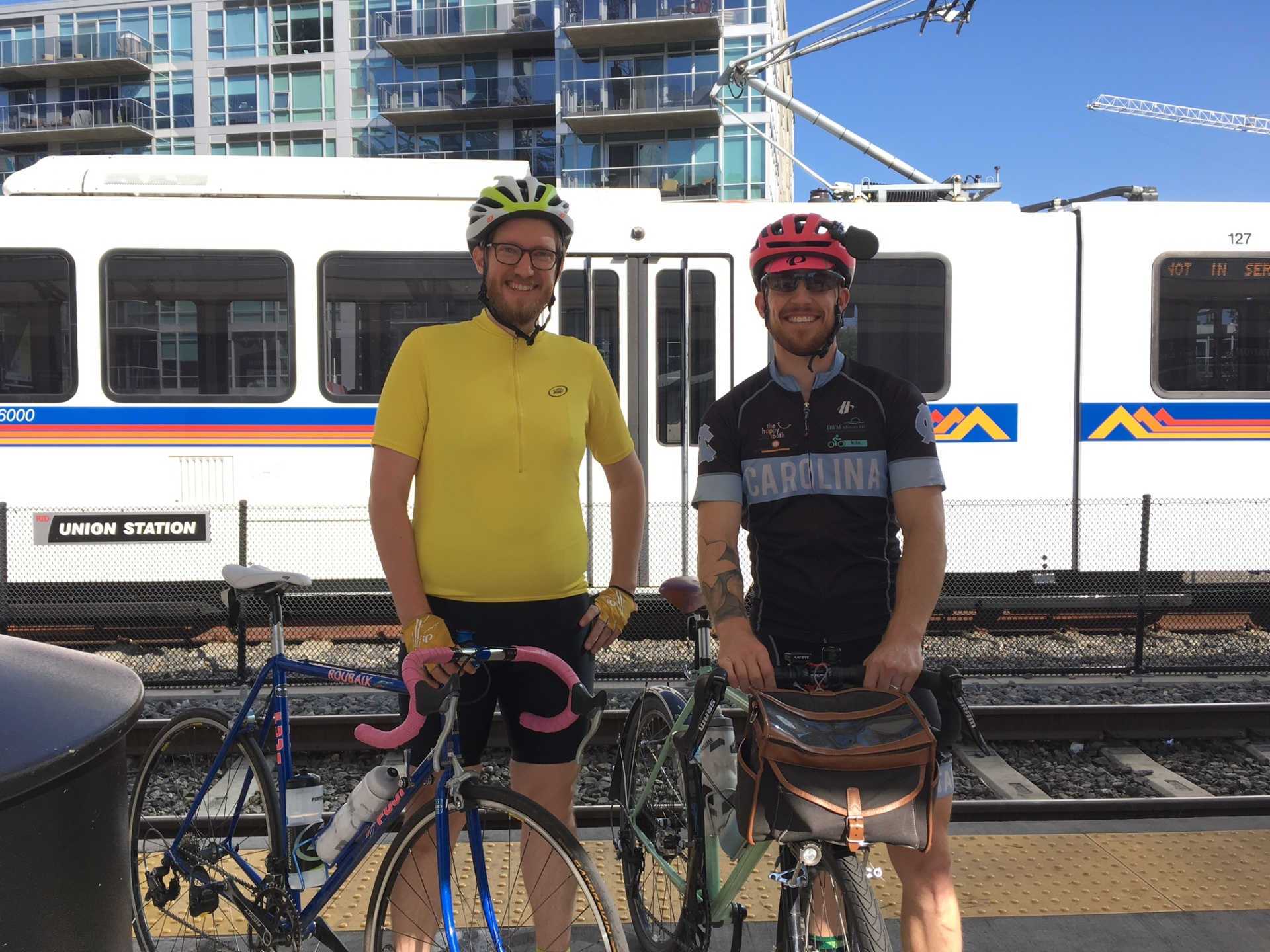 Rails to Ride