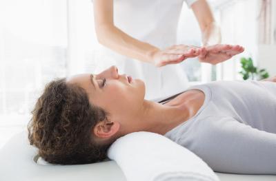 Hands off Reconnective Healing