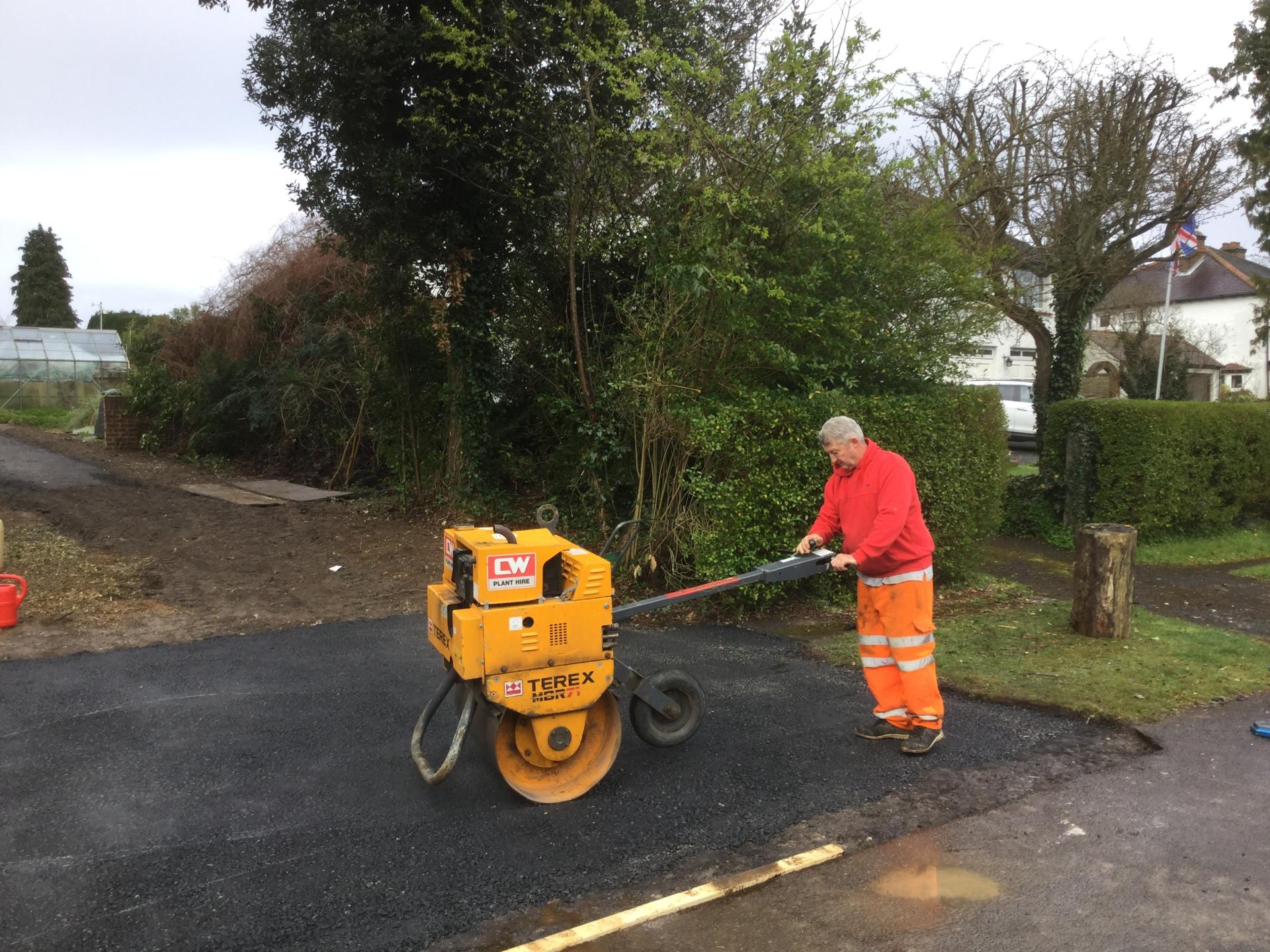 New Driveway Wallington