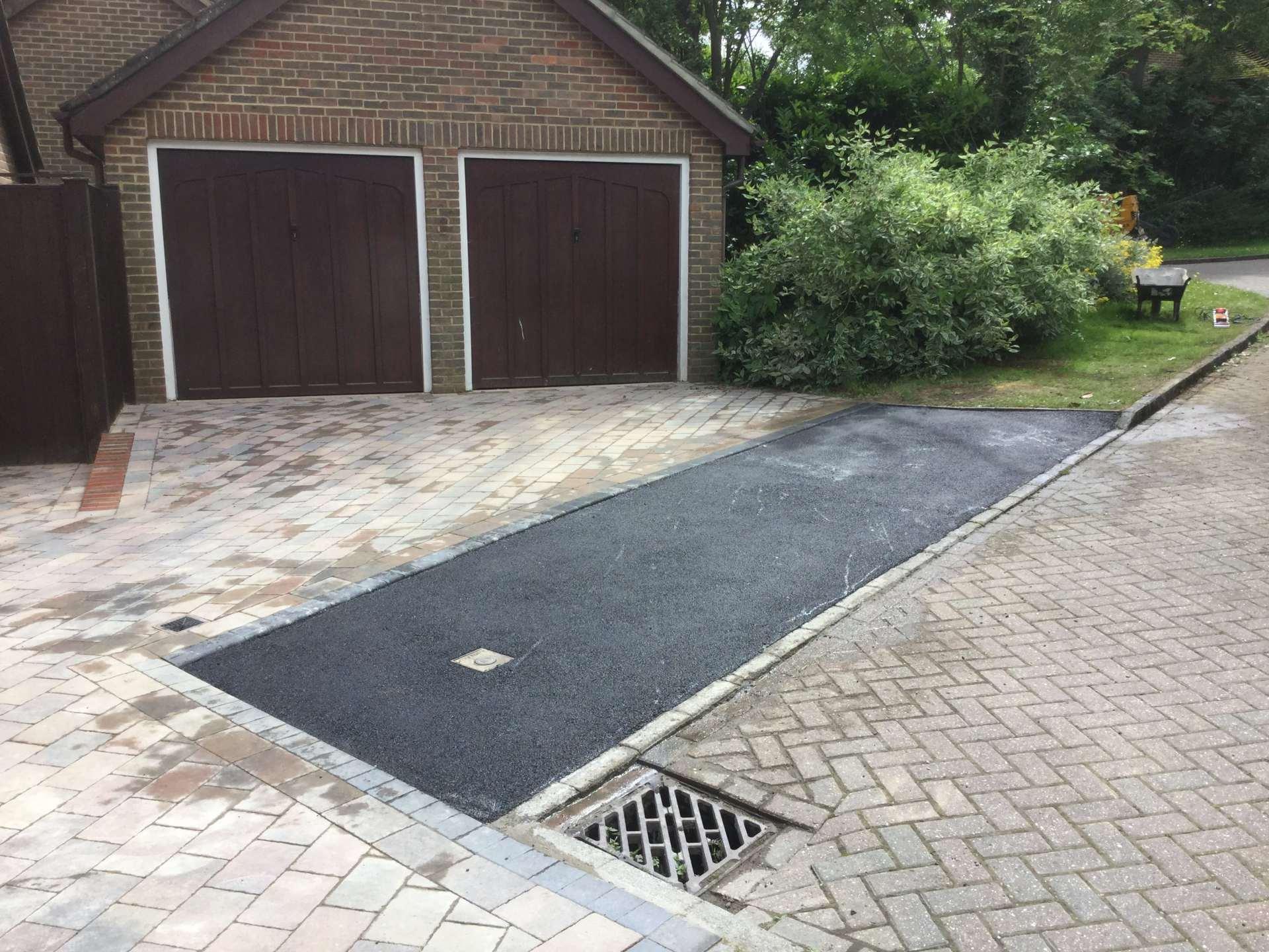 Epsom Driveway & Patio Refurbishment