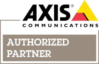 Axis Communications megapixel video camera