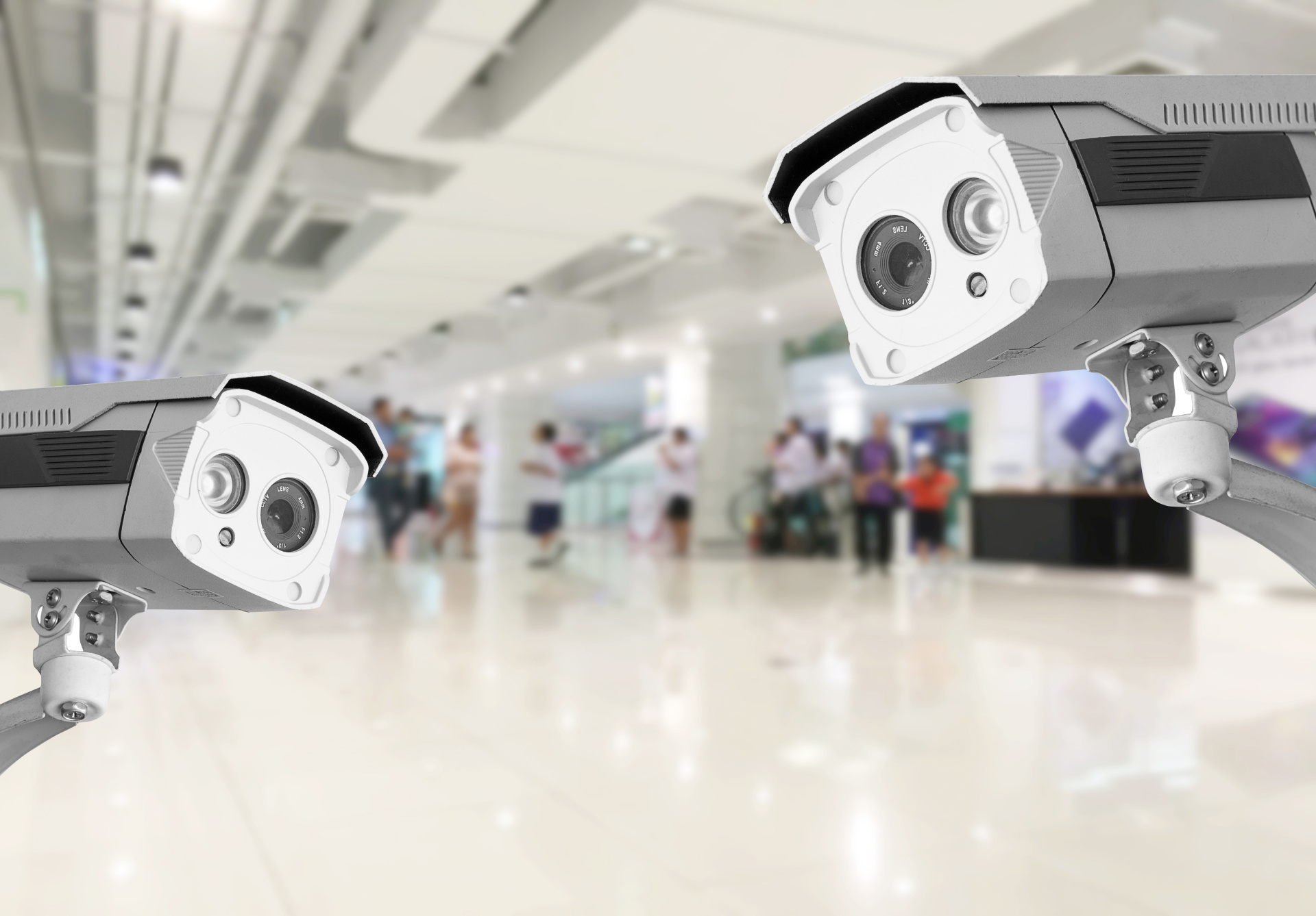 Security Cameras, safeguard your customers, employees, office and business against loss
