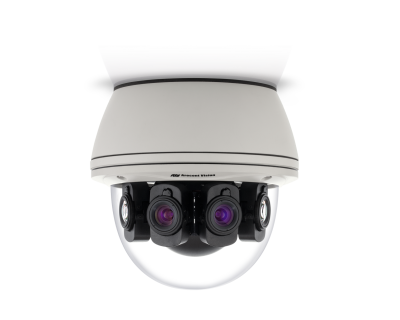 Arecont Vision Multisensor panoramic security camera