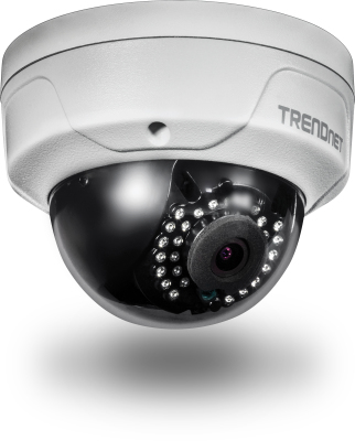 TRENDnet dome security cameras