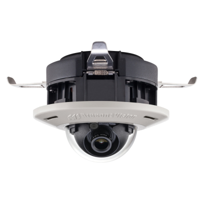 Arecont Vision recessed dome security camera