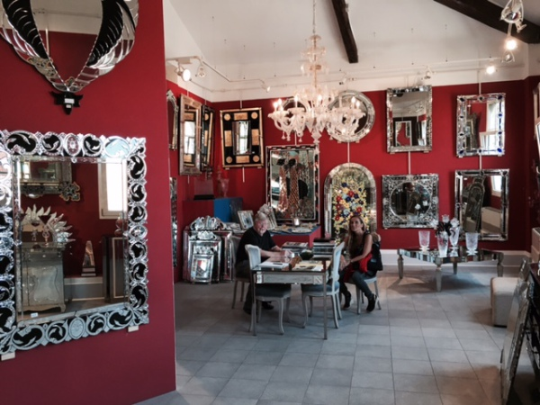 Barbini Showroom, Murano, Italy