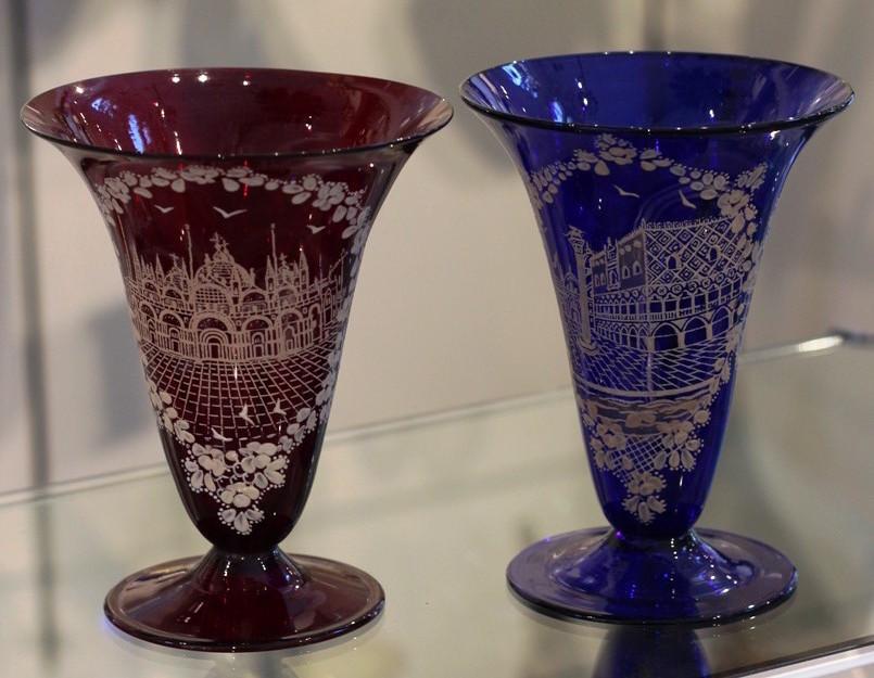 Venetian Vases