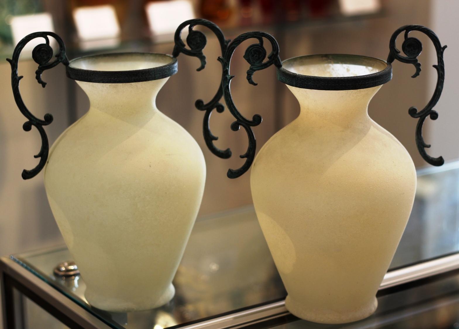 Vintage Urns