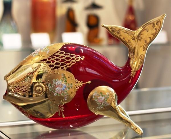Enameled Fish