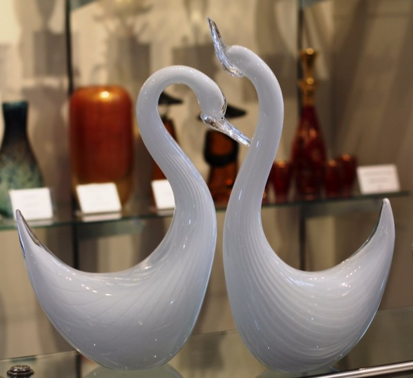 Graceful Swans