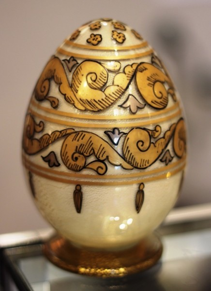 Murano Egg
