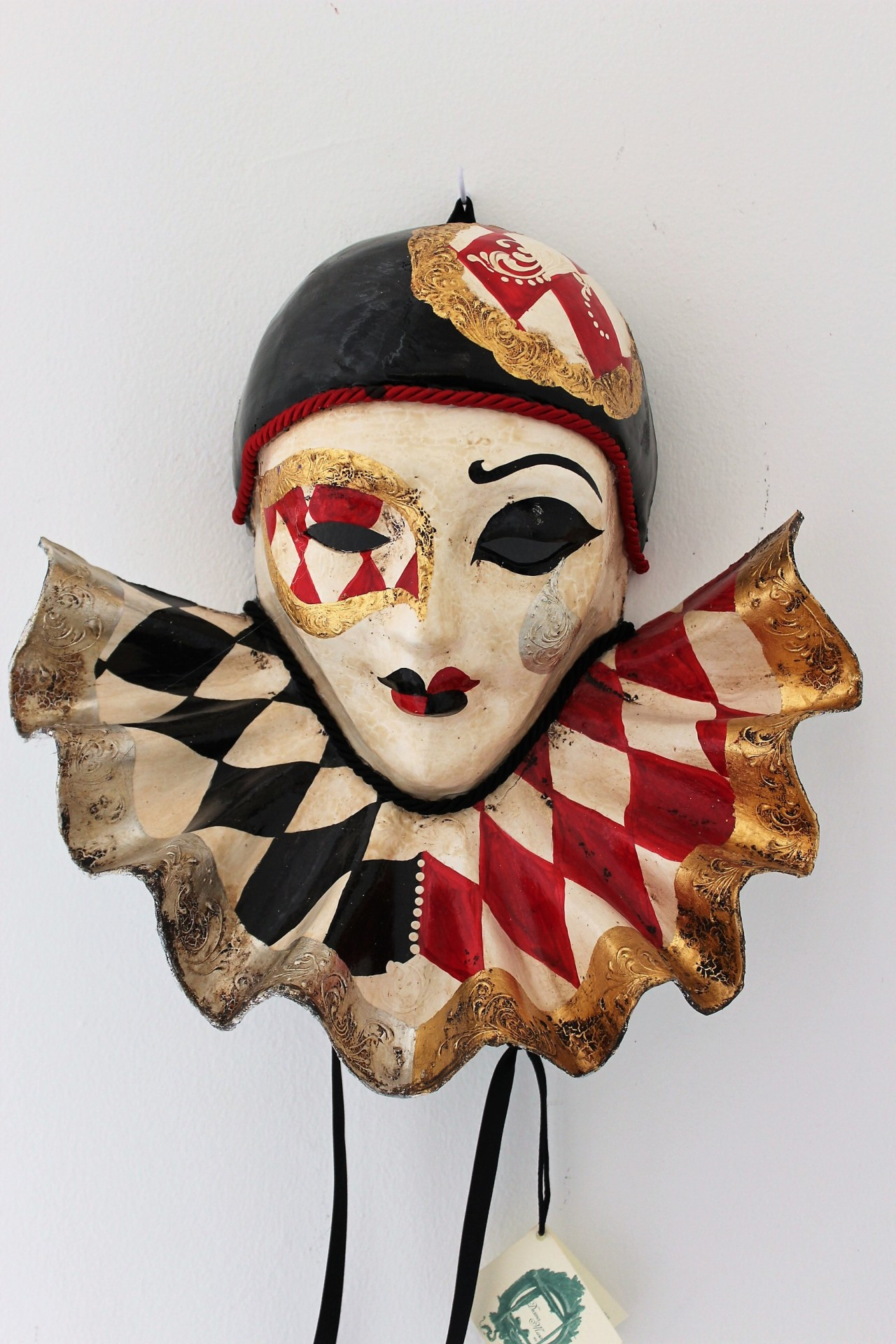 Pierrot Decorazione Classica  $329