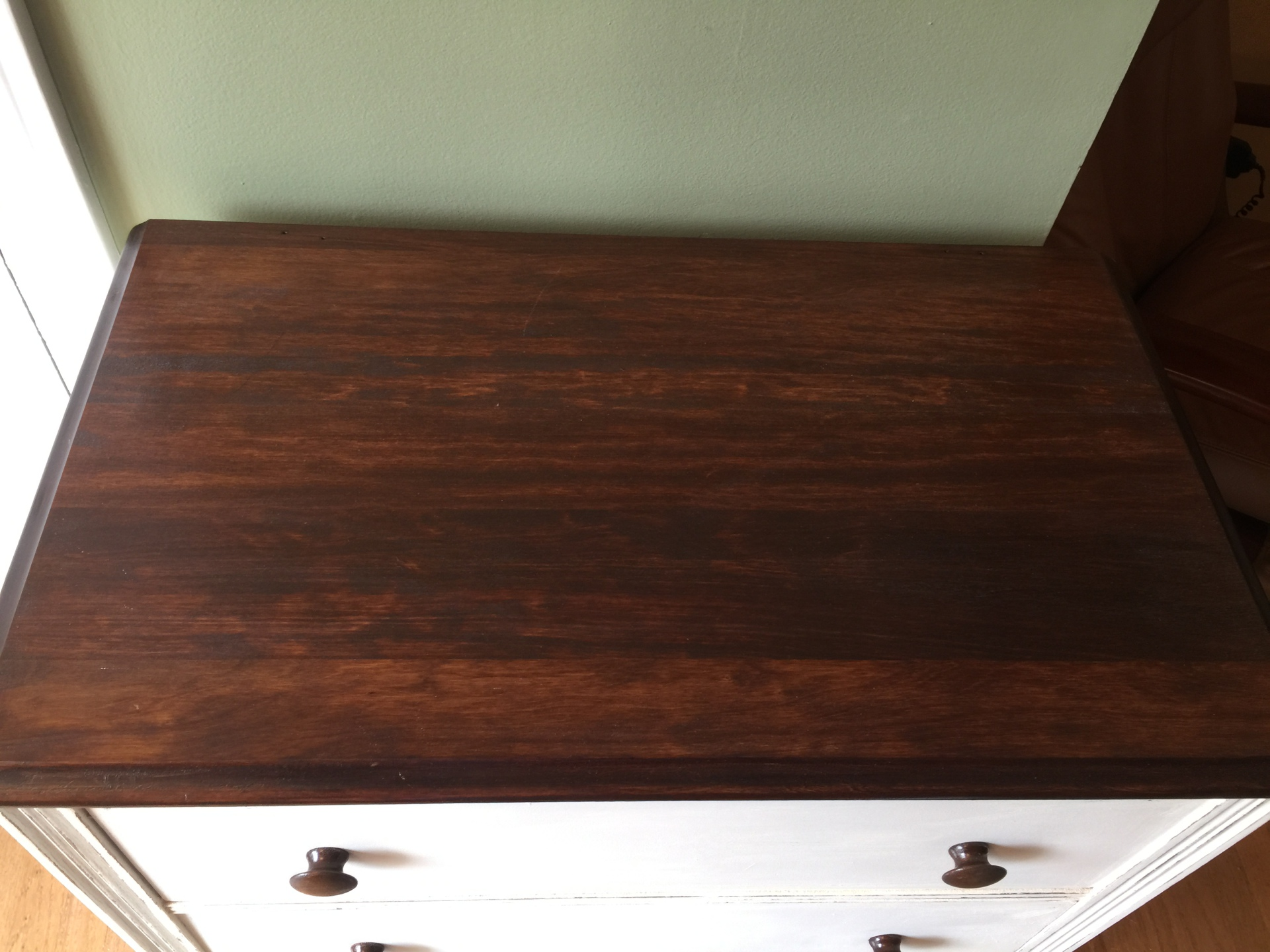 Pretty Wood Top