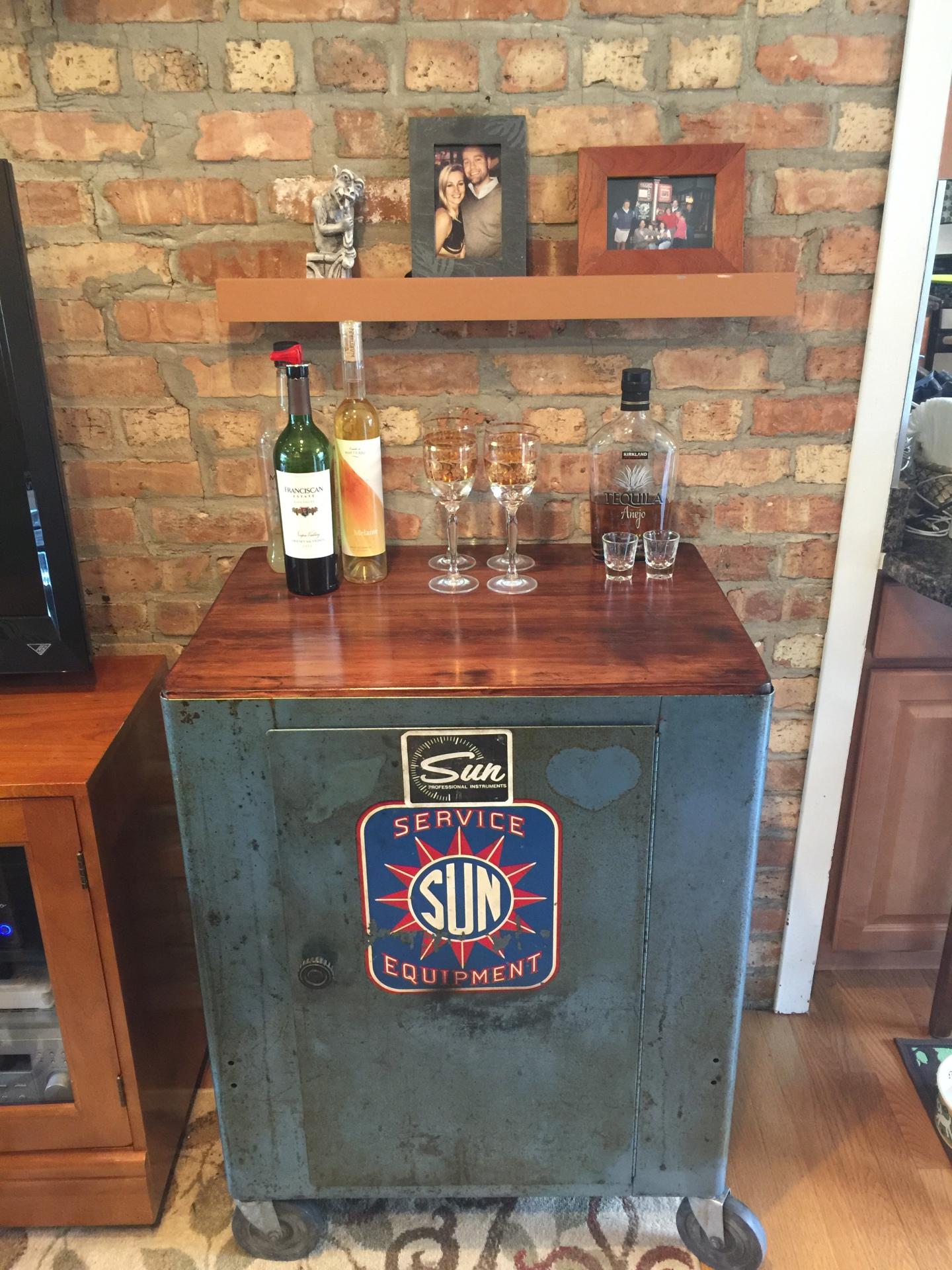 Vintage Furniture Repurposed