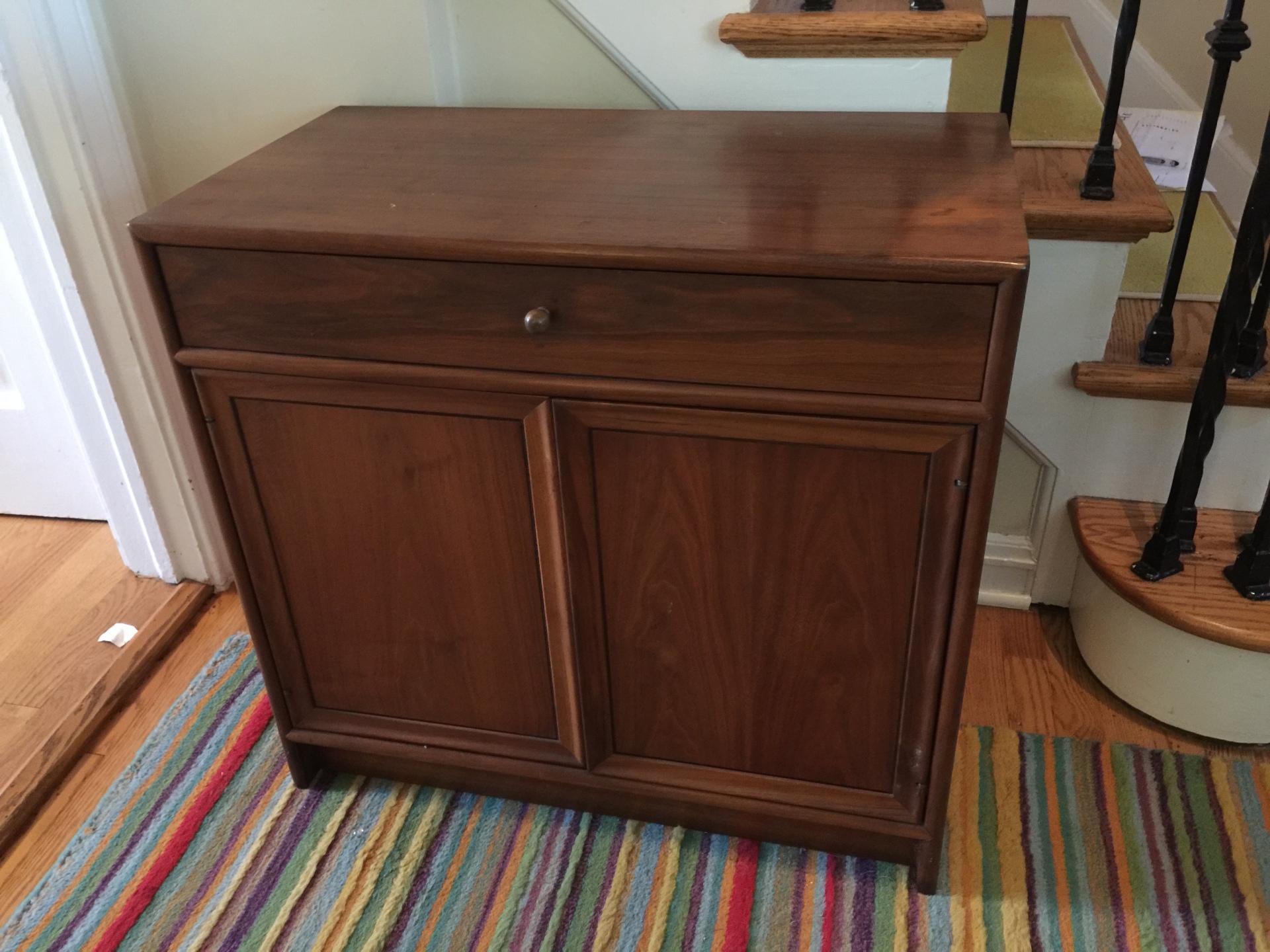 Mid-Century Cabinet $150