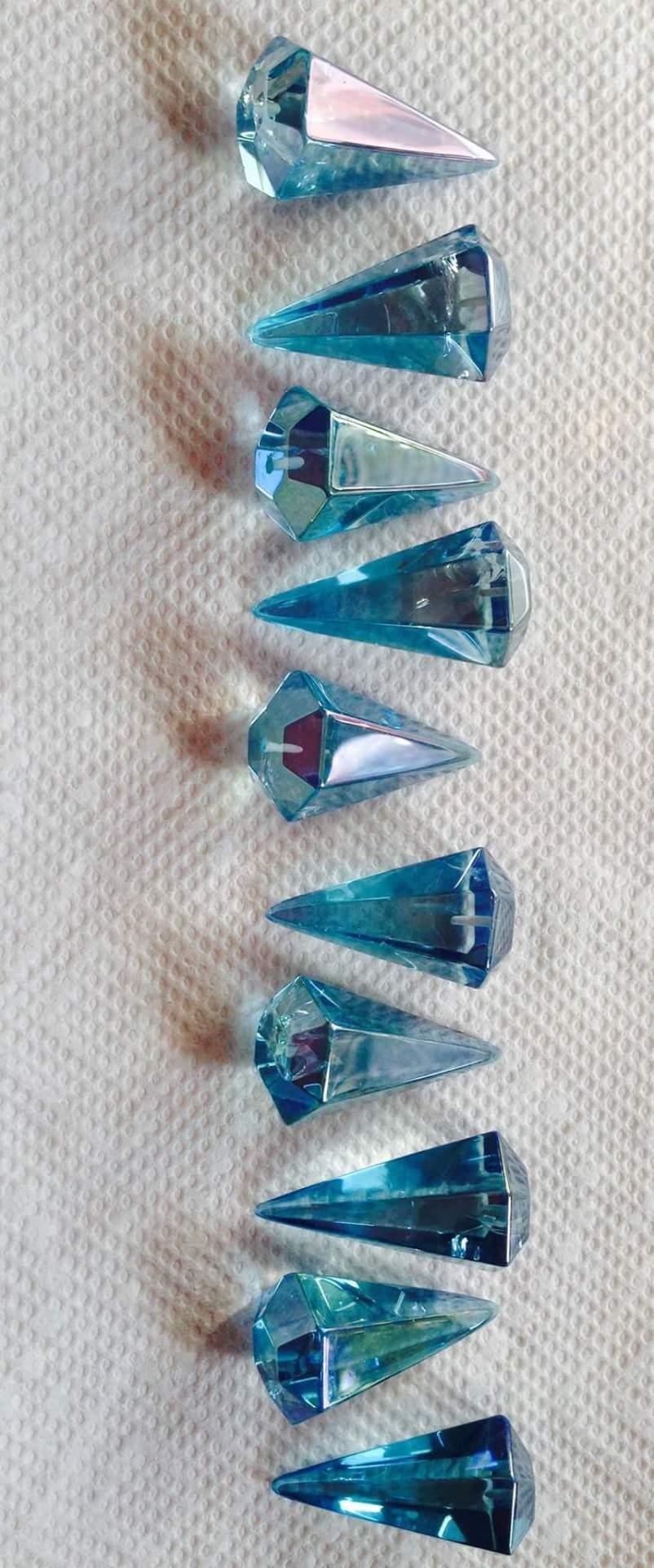 Aqua Aura Pendulums