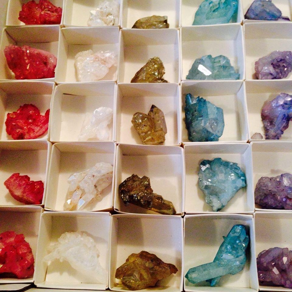 Quartz Cluster Variety