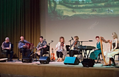 Ceili at the Crossroads Concert, Finale