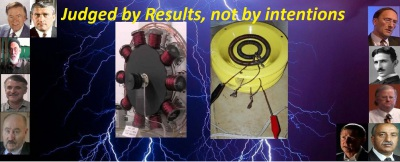 Free energy- Judge by Results, not by intentions