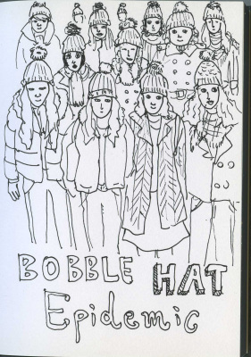 Bobble Hat Epidemic