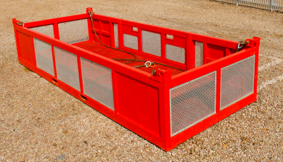 Subsea Ultra Heavy Duty  Debris Basket