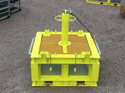 Subsea ROV Tooling Basket
