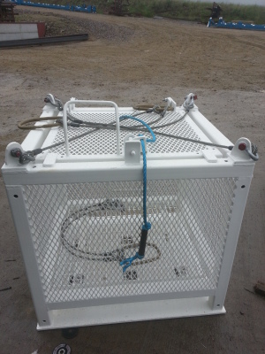 Diver Intervention Subsea Basket