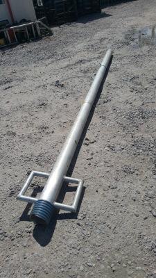 Soil Plug Removal Tool