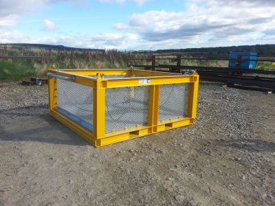 Subsea Mark I Utility Basket