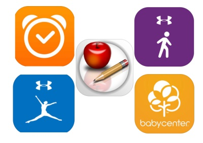 Apps I'm Using Now for Health