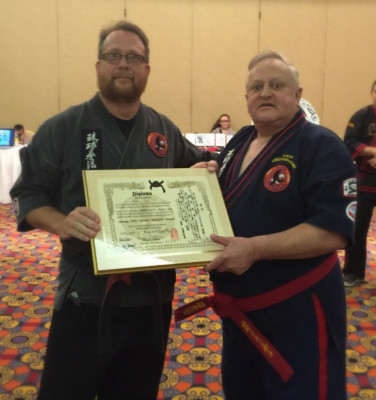 Indiana Martial Arts - Master John C. Paul