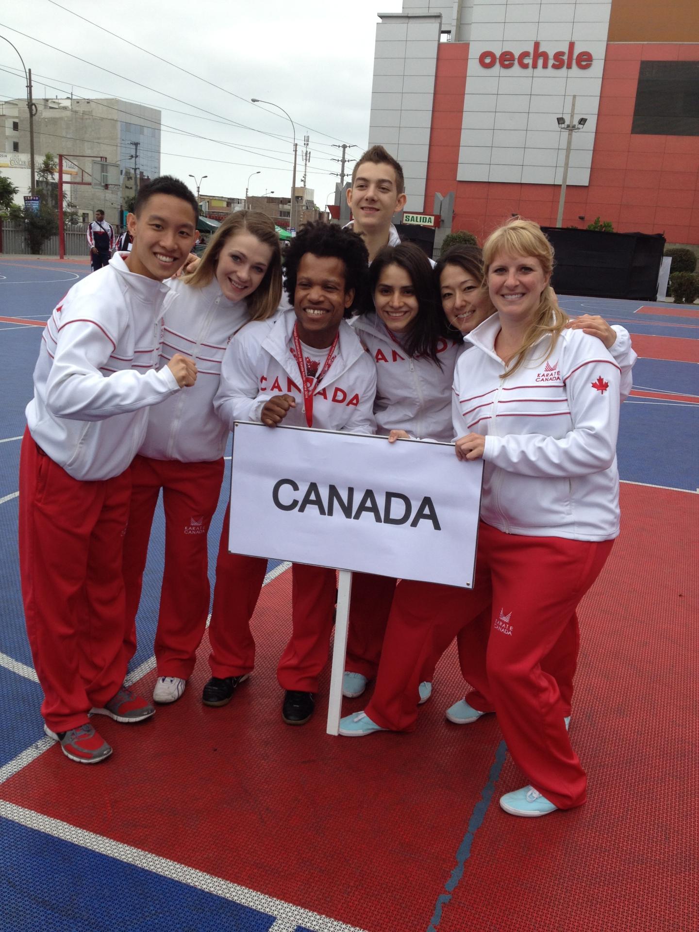 Team Canada 2014