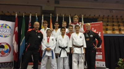 Association of Shotokan Karate Team
