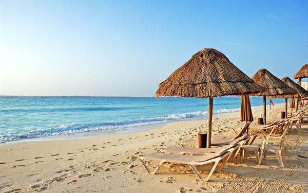 Beach in Peru