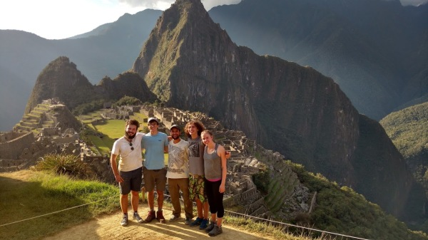 Advanced Spanish -- Peru in Machu Picchu!