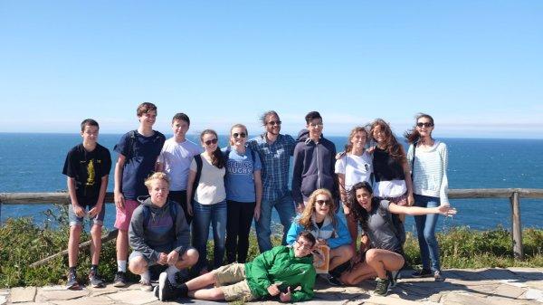 Beach time in Spain!