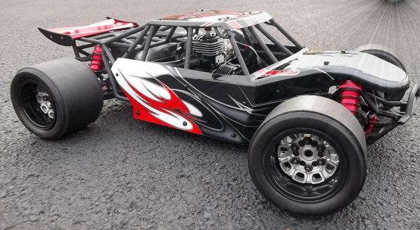 Project Desert Buggy XL, Mark Himes custom DBXL, Red Arrow USA dbxl, Detroit Performance RC custom bodies
