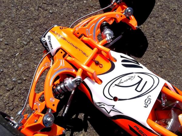 Mark Himes Formula One Baja Conversion build