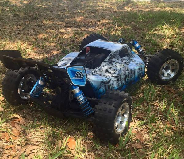 Detroit Performance RC, Tony Castillo, Custom RC bodies