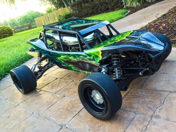 ALX custom baja, AlphaBaja Tommy, Bishop Racing Tires, BRP slicks